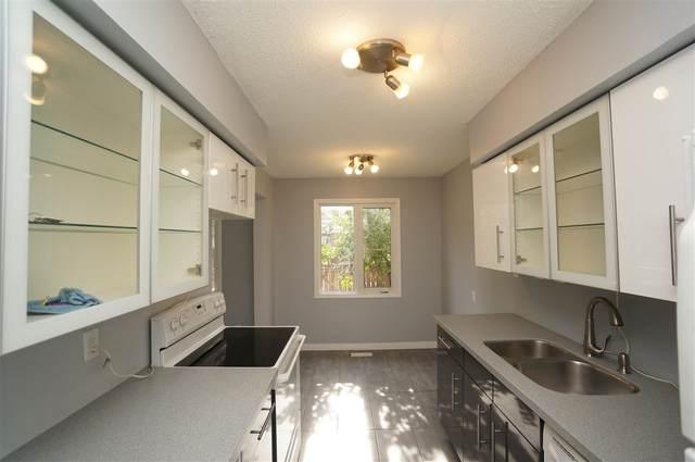 17 14250 80 Street NW, Edmonton, AB T5E 2V7 (#E4241681) :: Initia Real Estate