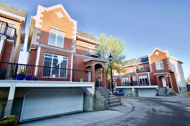 46 8403 164 Avenue, Edmonton, AB T5Z 3Y2 (#E4241692) :: Initia Real Estate