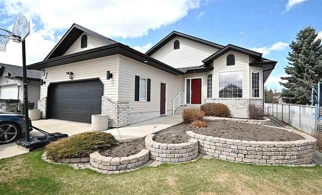 37 Heritage Crescent, Stony Plain, AB T7Z 2G1 (#E4241698) :: Initia Real Estate
