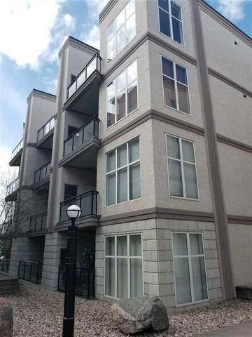161 4823 104A Street, Edmonton, AB T6H 0R5 (#E4241701) :: Initia Real Estate