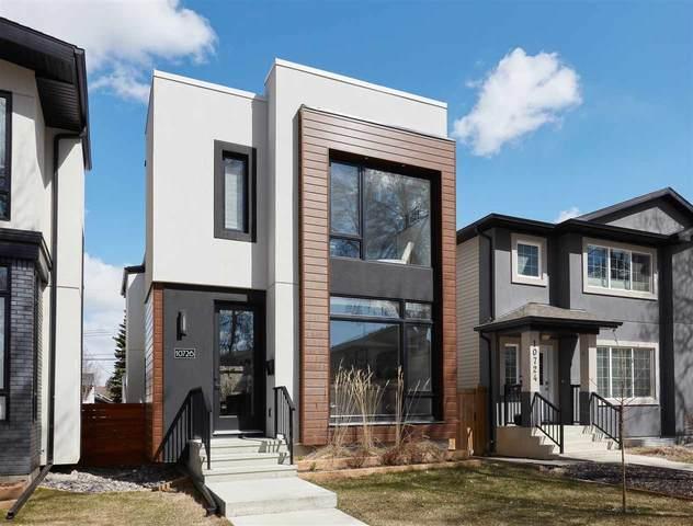 10726 72 Avenue, Edmonton, AB T6E 1A1 (#E4241732) :: Initia Real Estate