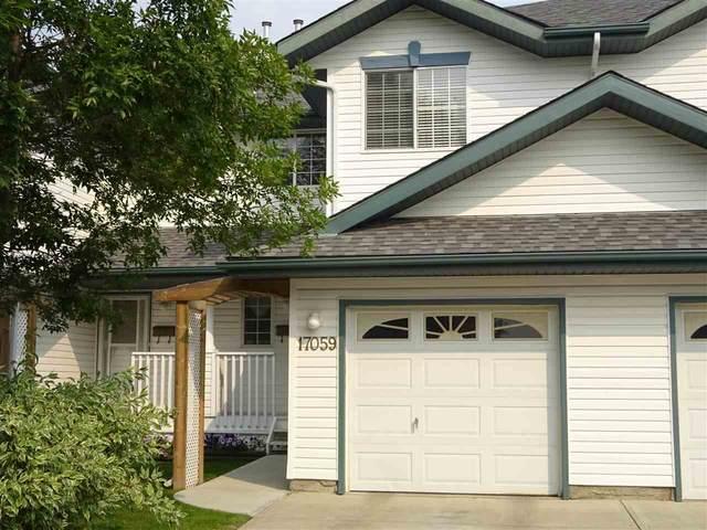 17059 113 Street, Edmonton, AB T5X 5Y9 (#E4241735) :: Initia Real Estate