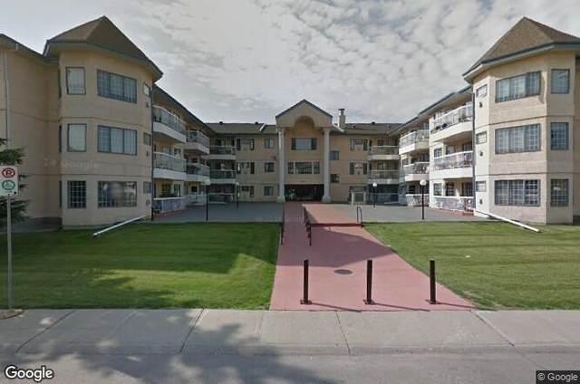 302 17151 94A Avenue, Edmonton, AB T5T 5Z9 (#E4241745) :: Initia Real Estate