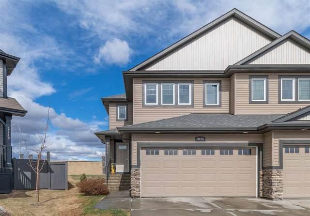 4828 171A Avenue, Edmonton, AB T5Y 3P3 (#E4241753) :: Initia Real Estate
