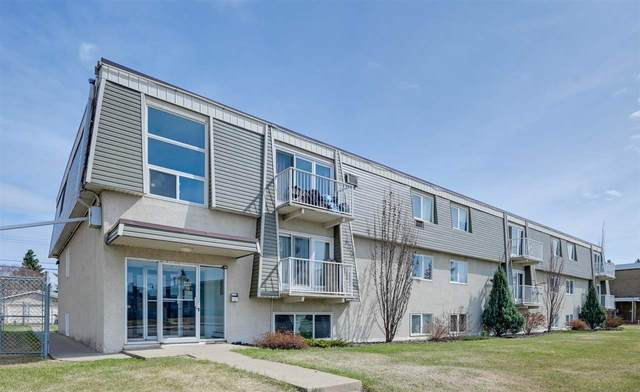 16 10325 156 Street, Edmonton, AB T5P 2R4 (#E4241754) :: Initia Real Estate