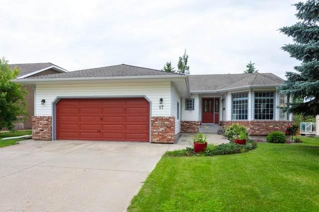 17 Kingston Close, St. Albert, AB T8N 5S1 (#E4241758) :: Initia Real Estate