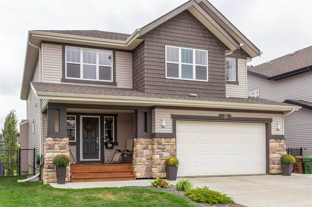 35 Normandeau Crescent, St. Albert, AB T8N 3C7 (#E4241759) :: Initia Real Estate