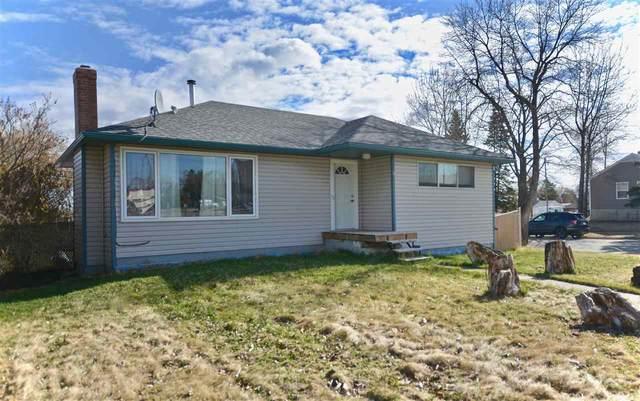 4804 52 Avenue, Drayton Valley, AB T7A 1C8 (#E4241779) :: Initia Real Estate