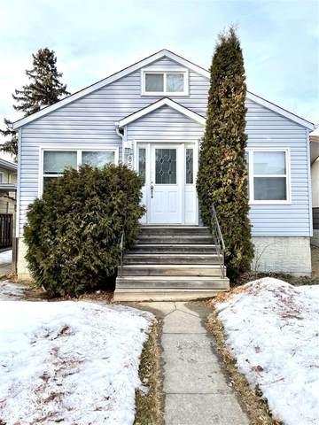 8542 83 Avenue, Edmonton, AB T6C 1B1 (#E4241797) :: Initia Real Estate