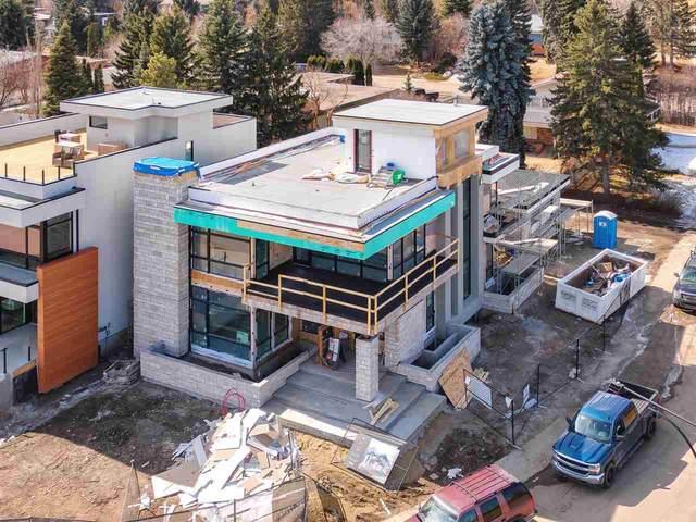 8516 134 Street, Edmonton, AB T5R 0B4 (#E4241798) :: Initia Real Estate