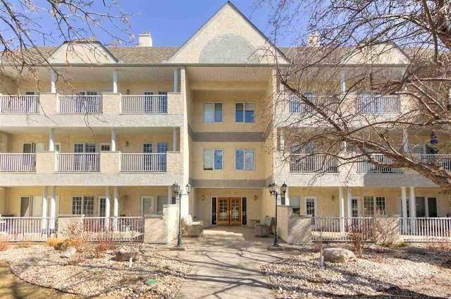 108 11650 79 Avenue NW, Edmonton, AB T6G 0P7 (#E4241800) :: Initia Real Estate
