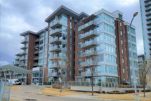 506 2612 109 Street, Edmonton, AB T6J 3S9 (#E4241802) :: Initia Real Estate