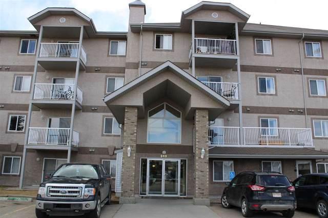 415 240 Spruce Ridge Road, Spruce Grove, AB T7X 0A7 (#E4241810) :: Initia Real Estate