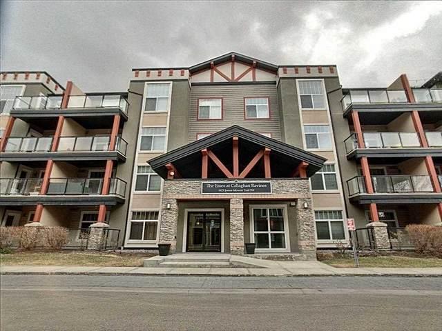 101 - 1623 James Mowatt Trail SW, Edmonton, AB T6W 0J7 (#E4241821) :: Initia Real Estate