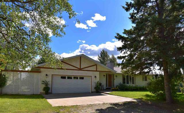 7 51421 RGE RD 272, Rural Parkland County, AB T7Y 1G9 (#E4241833) :: Initia Real Estate