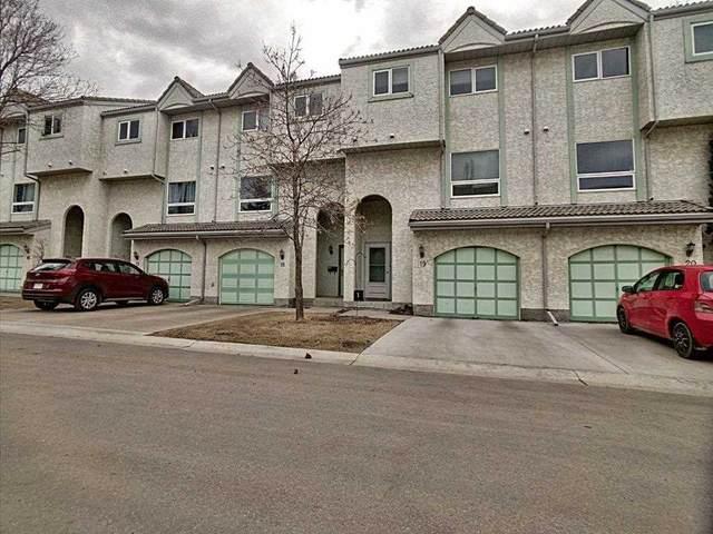 19 - 9520 174 Street NW, Edmonton, AB T5T 5Z3 (#E4241843) :: Initia Real Estate
