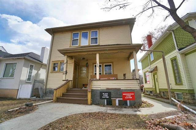 10747 80 Avenue, Edmonton, AB T6E 1V7 (#E4241848) :: Initia Real Estate