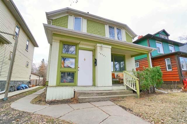 10751 80 Avenue, Edmonton, AB T6E 1V7 (#E4241850) :: Initia Real Estate