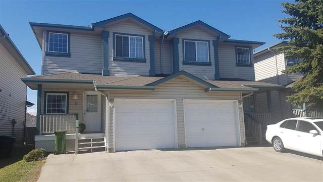8 14803 Miller Boulevard, Edmonton, AB T5Y 3A4 (#E4241852) :: The Foundry Real Estate Company