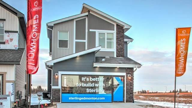 2710 Collins Crescent, Edmonton, AB T6W 3X4 (#E4241861) :: Initia Real Estate