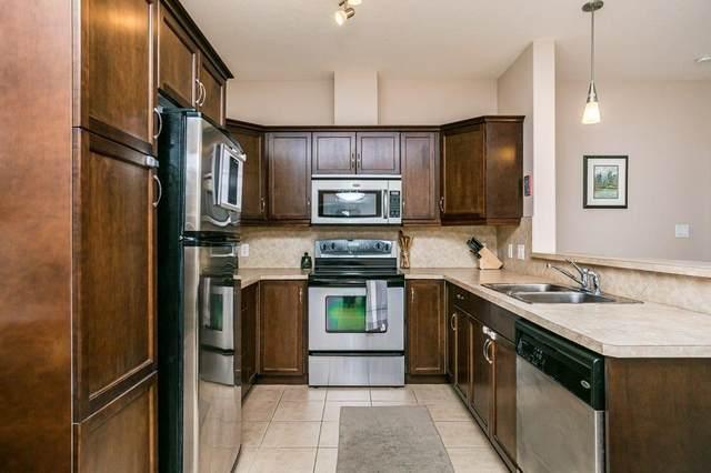 231 2503 Hanna Crescent, Edmonton, AB T6R 0H1 (#E4241874) :: Initia Real Estate