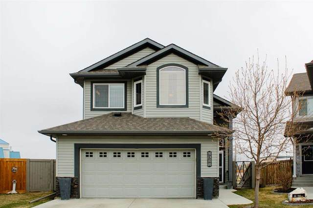 6306 49 Avenue, Beaumont, AB T4X 0W5 (#E4241884) :: Initia Real Estate