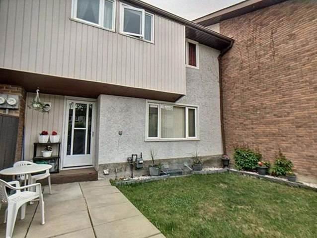 15 14315 82 Street, Edmonton, AB T5E 2V7 (#E4241886) :: Initia Real Estate