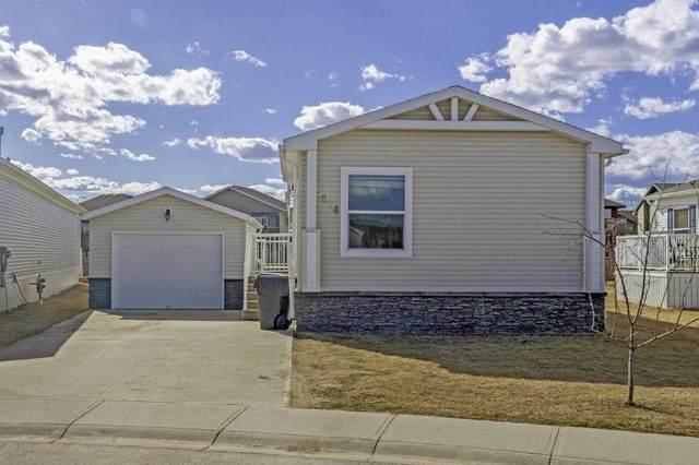 5804 Labrador Road, Cold Lake, AB T9M 0C6 (#E4241897) :: Initia Real Estate
