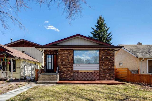 12039 57 Street, Edmonton, AB T5W 3V8 (#E4241900) :: Initia Real Estate