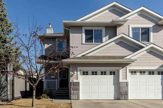 59 120 Magrath Road, Edmonton, AB T6R 0C6 (#E4241907) :: Initia Real Estate