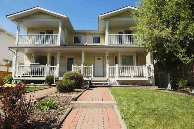 10166 87 Street, Edmonton, AB T5H 1N5 (#E4241910) :: Initia Real Estate