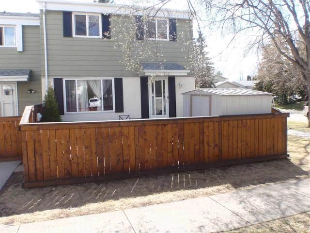 242 Primrose Gardens, Edmonton, AB T5T 0R1 (#E4241931) :: Initia Real Estate
