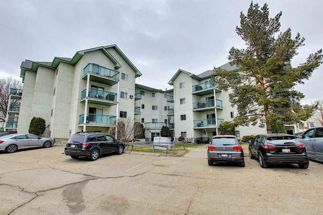 309 9619 174 Street, Edmonton, AB T5T 6C6 (#E4241935) :: Initia Real Estate
