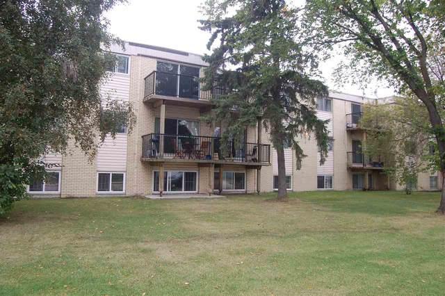 10B 13230 Fort Road, Edmonton, AB T5A 1C2 (#E4241936) :: Initia Real Estate