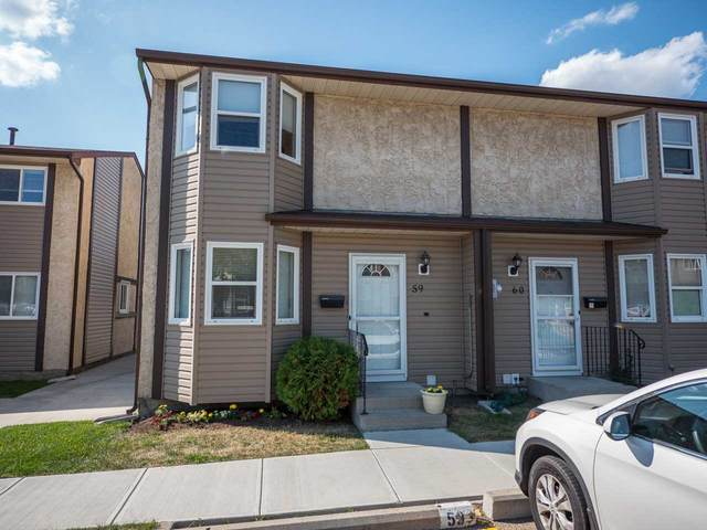 59 10453 20 Avenue, Edmonton, AB T6J 5H1 (#E4241938) :: Initia Real Estate