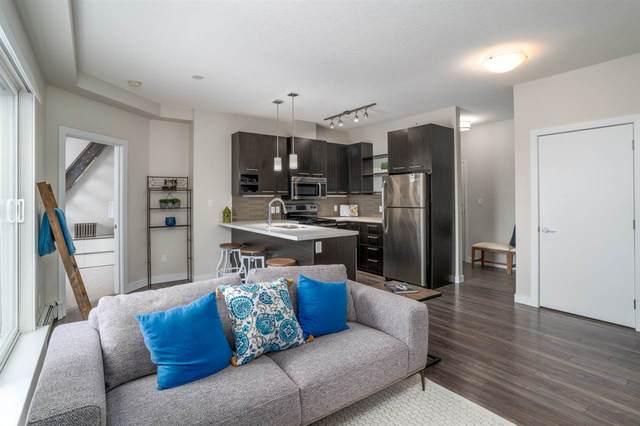 413 10418 81 Avenue, Edmonton, AB T6E 1X5 (#E4241950) :: Initia Real Estate