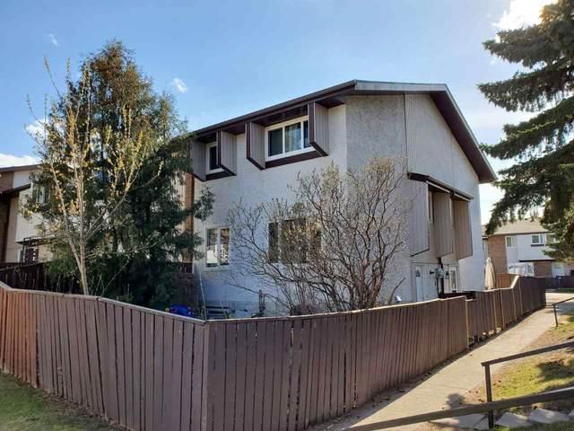 7 14125 82 Street, Edmonton, AB T5E 2V7 (#E4241953) :: Initia Real Estate