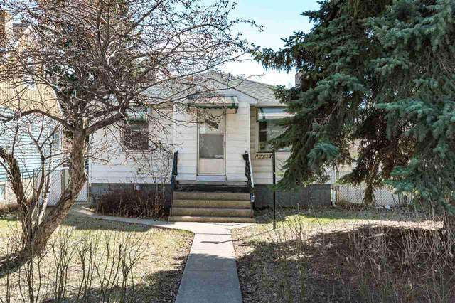 12235 104 Street, Edmonton, AB T5G 2L7 (#E4241962) :: Initia Real Estate