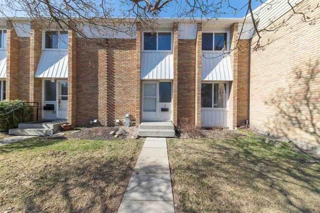 15 Ridgewood Terrace, St. Albert, AB T8N 0E9 (#E4241965) :: Initia Real Estate