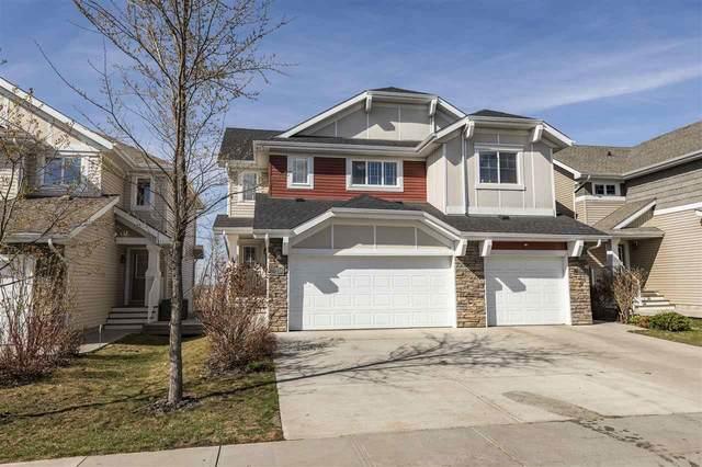 2395 Sparrow Crescent, Edmonton, AB T5S 0G6 (#E4241966) :: Initia Real Estate