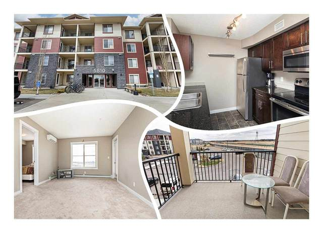 306 5810 Mullen Place, Edmonton, AB T6R 0W3 (#E4241982) :: Initia Real Estate