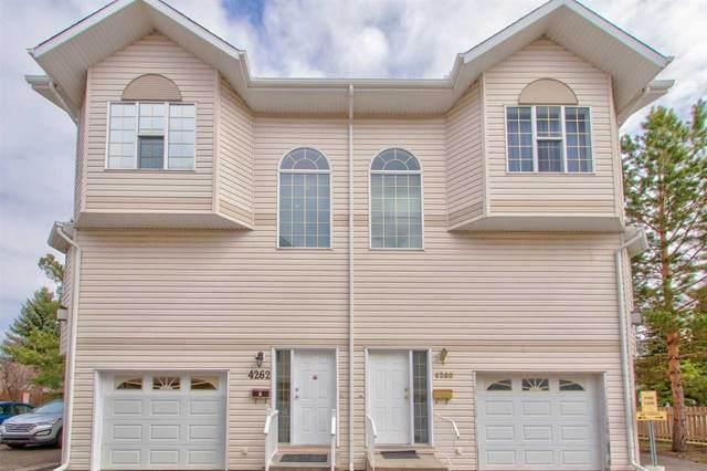 4262 29 Avenue, Edmonton, AB T6L 7E9 (#E4241983) :: Initia Real Estate