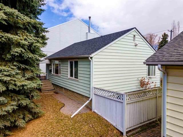 9215 91 Street, Edmonton, AB T6C 3N7 (#E4241987) :: Initia Real Estate
