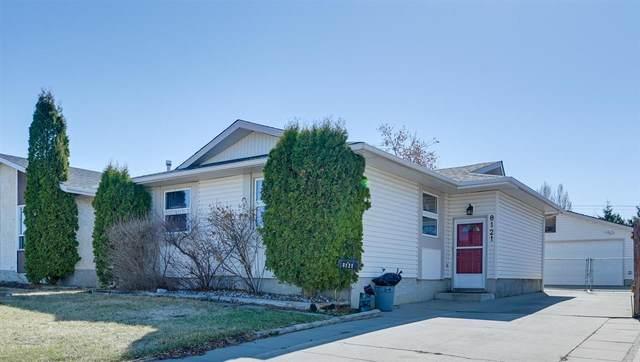 8121 92 Avenue, Fort Saskatchewan, AB T8L 3N6 (#E4241991) :: Initia Real Estate