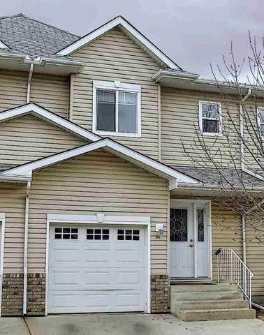 86 5001 62 Street, Beaumont, AB T4X 1T6 (#E4241996) :: Initia Real Estate