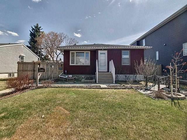 15405 95 Avenue, Edmonton, AB T5P 0A2 (#E4242003) :: Initia Real Estate