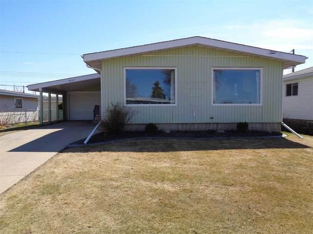 9807 97 Street, Westlock, AB T7P 2A4 (#E4242004) :: Initia Real Estate