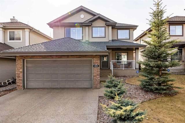 1163 Tory Road, Edmonton, AB T6R 3P2 (#E4242011) :: Initia Real Estate