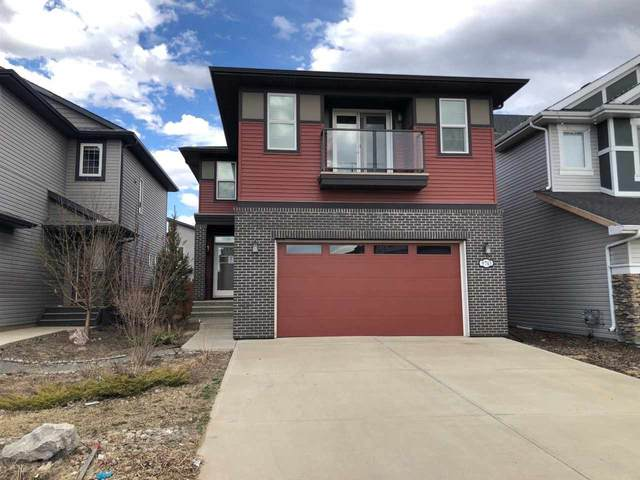 9743 224 Street, Edmonton, AB T5T 7B8 (#E4242022) :: Initia Real Estate