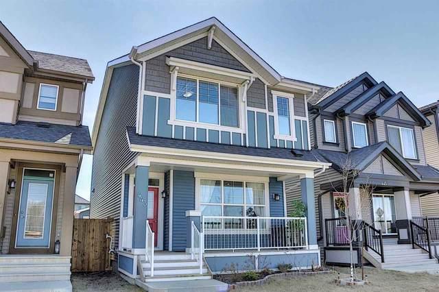 443 Desrochers Blvd SW, Edmonton, AB T6W 3Y4 (#E4242024) :: The Good Real Estate Company